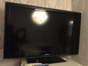 Samsung 46 inch lcd tv with remote