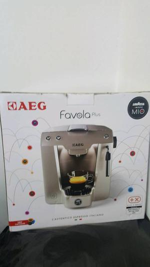 AEG favola coffee macgine brand new boxed