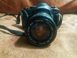 Cosina c1 35mm film SLR camera