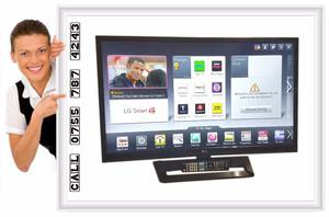 LG 42 inch LED SMART TV (BOXED)