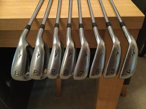 Mizuno MX 100 Golf Clubs