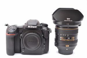 Nikon DMP DX DSLR Camera With mm VR Lens
