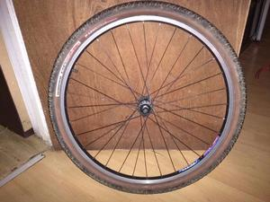 "26"" inch front bicycle wheel mtb wheel rim brake"