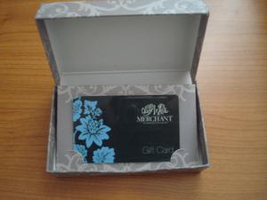 £50 Merchant Hotel Belfast Gift Card £39 ono Christmas Afternoon Tea Present?
