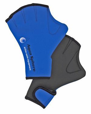 Aqua Sphere Fitness Swim Gloves Size Medium
