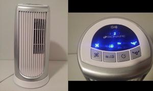 Bionaire - mini tower fan and air purifier