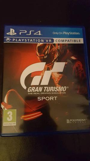 Brand new Grand Turismo Sport 7th Edition