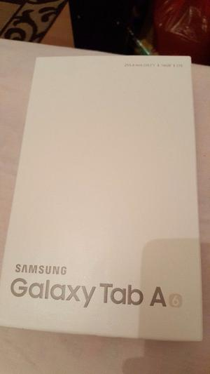 Brand new ! SAMSUNG GALAXY TAB A6 BLACK SEALED