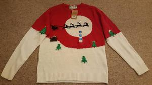 Christmas jumper bnwt - size large