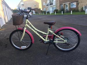 Dawes Lil ' Duchess 20inch girls bike