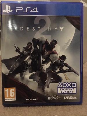 Destiny 2 PS4 game to swap for Xbox version of Destiny 2