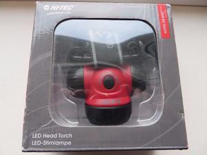 FS HI-TEC HI TEC LED head Torch BNIB