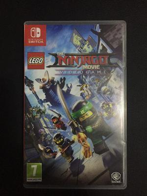 Nintendo Switch LEGO The Ninjago Movie Video Game