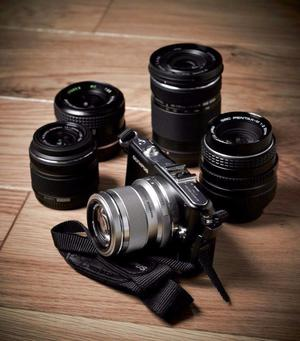 Olympus PM1 camera.