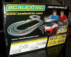 SCALEXTRIC - Need For Speed set