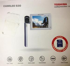 Toshiba Camelio S30 Camcorder and Still Camera