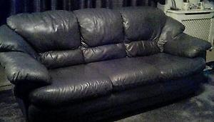 x 2 sofas in navy blue colour, both are FREE / there is NO CHARGE for items.