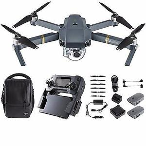 DJI MAVIC PRO FLY MORE COMBO WITH EXTRA 64GB CARD, FANTASTIC CONDITION,LITTLE USE