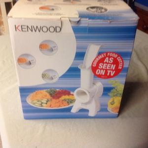 Kenwood gourmet food cutter