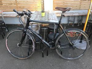 """Marin Commuter Bike, FULL CARBON, lightweight size 22"""""""