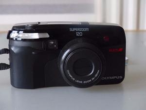 Olympus Superzoom mm compact camera