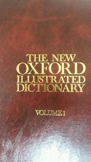Oxford Illustrated Dictionary