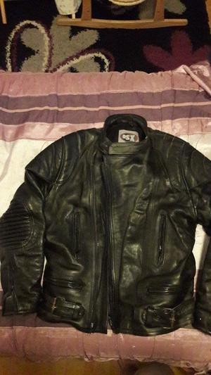 Real Leather Jacket Mens Small £35