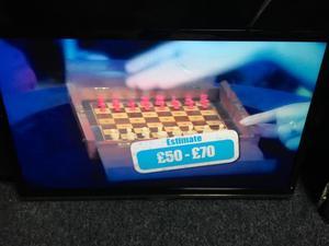 "Samsung 22"" full hd led tv NO STAND"