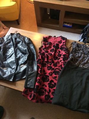 Size 12 new look and Debenhams bundle