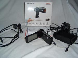 Toshiba Camileo P100 Full HD Camcorder