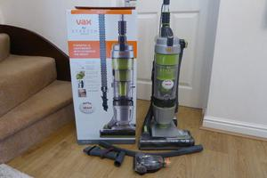 vax vacuum cleaner instruction manual