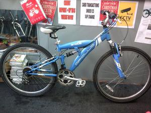 apollo entice. dual suspension. mountain bike GIRLS