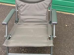 2 Brand New Cyprinus Fishing Chairs (2 FOR THE PRICE OF 1)