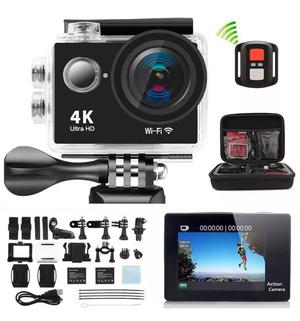 *BRAND NEW* 4K ULTRA HD ACTION CAMERA BUNDLE w/ 64gb MICRO SD CARD INCLUDED