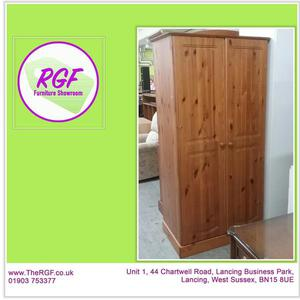 FURTHER REDUCTION!! Pine Wardrobe - Local Delivery £19