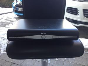3 x Sky Boxes (2 with with built in WIFI) and all with full HD
