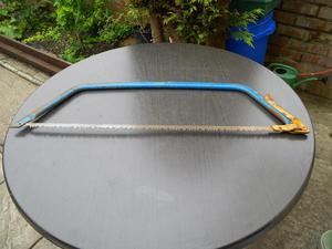 30 inch blade bow saw
