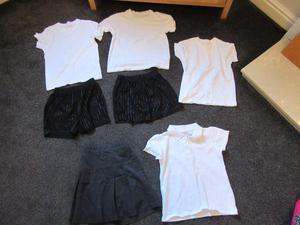 Age  school uniform & PE bundle