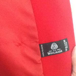 All wool blazer