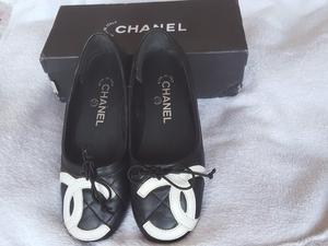 Authentic Chanel Ballerina