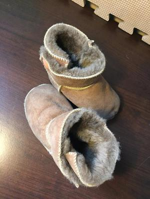 Baby First Shoes from Clarks and UGG Boots UK Kids size 4