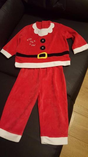 Baby Santa Outfit