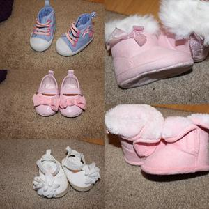 Baby girl clothes bundle 3-6