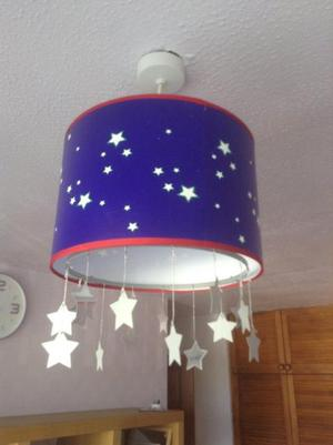 CHILDS BEDROOM LAMPSHADE