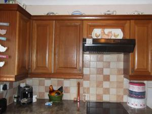 COMPLETE KITCHEN UNITS AND WORKTOPS
