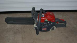 Chainsaw efco 14 inch