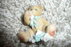 Cherished teddy bear