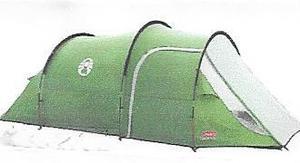 Coleman three person tent
