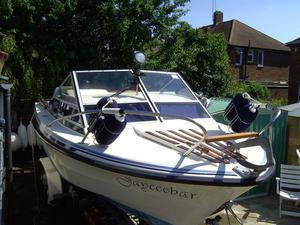 Draco 21 Weekender Boat