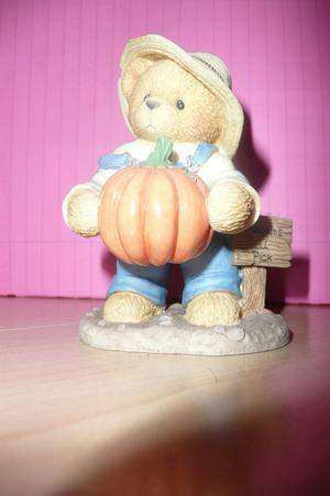 Ed cherished teddy